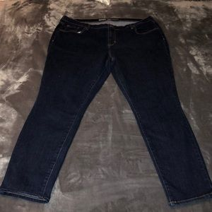 Old Navy CURVY mid-rise jean NWOT